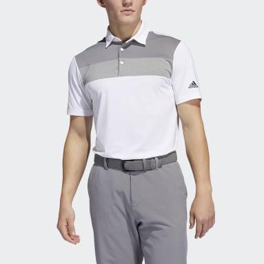 COLOR BLK POLO Blanco Hombre Golf