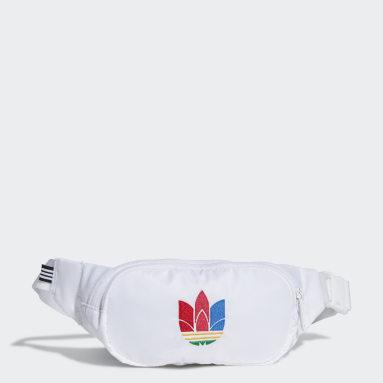 Originals White Essential Waist Bag