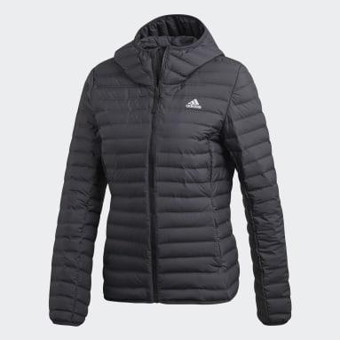 Frauen City Outdoor Varilite Soft Hooded Jacke Grau