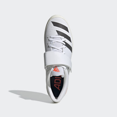 Chaussure Adizero Shot Put Tokyo Blanc Athlétisme