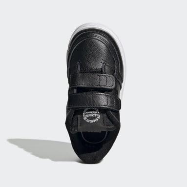 Barn Originals Svart Supercourt Shoes