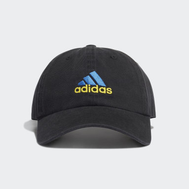 Soccer Black Manchester United Dad Hat