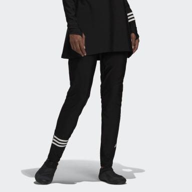 Pantaloni da nuoto 3-Stripes Nero Donna Nuoto