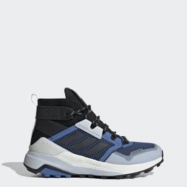 синий Ботинки для хайкинга Terrex Trailmaker COLD.RDY