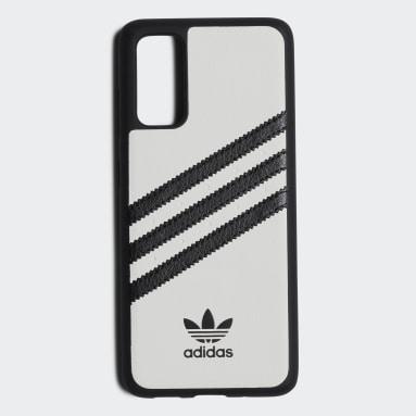 Originals Samsung S20 Molded Schutzhülle Weiß