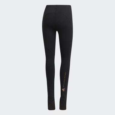 Women adidas by Stella McCartney Black adidas by Stella McCartney TrueStrength Yoga Leggings