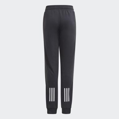 черный Флисовые брюки XFG
