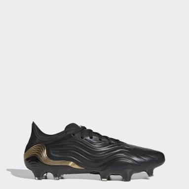 Soccer Black Copa Sense.1 Firm Ground Cleats