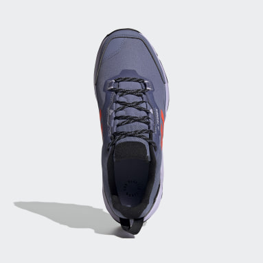 Women TERREX Purple Terrex AX4 GORE-TEX Hiking Shoes