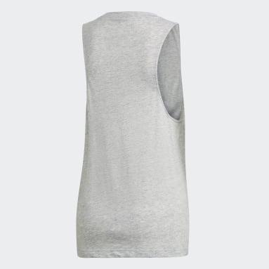 Camiseta de tirantes Winners Blanco Mujer Sportswear