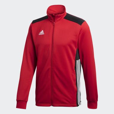 Mænd Fitness Og Træning Rød Regista 18 sweatshirt