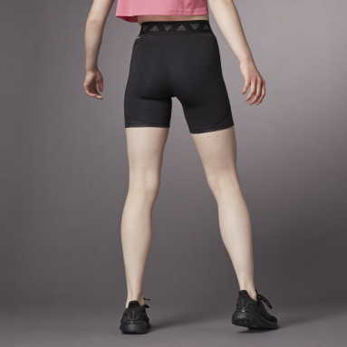 Cycliste Hyperglam noir Femmes Entraînement