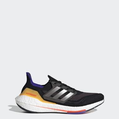 Zapatillas Ultraboost 21 Negro Hombre Running