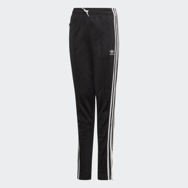 High-Waisted Pants Czerń