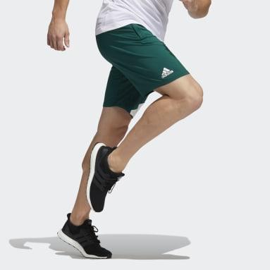 Pantalón corto 4KRFT Verde Hombre Gimnasio Y Entrenamiento