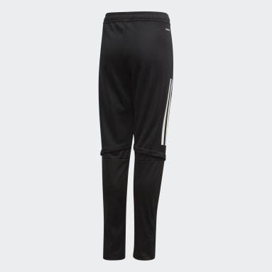 Kids Gym & Training Black Condivo 20 Training Pants