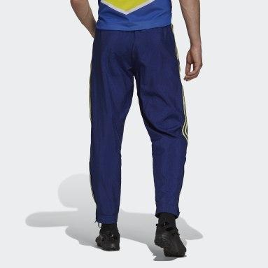Pantaloni Icons Woven Juventus Blu Uomo Calcio