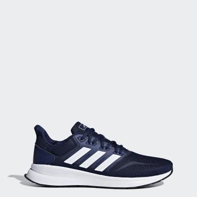 Men Running Blue Runfalcon Shoes