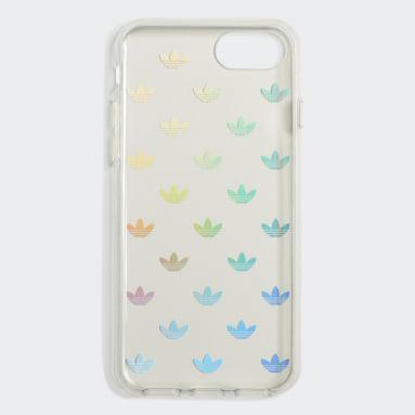 Originals Multicolor Clear Case iPhone 8