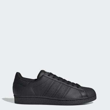 Zapatillas Superstar Negro Originals