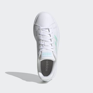 Women Sport Inspired Grand Court Base Shoes