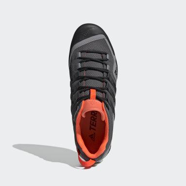 Women TERREX Grey Terrex Swift Solo Approach Shoes