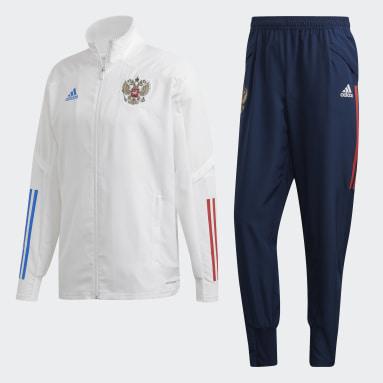 белый Парадный костюм сборной России