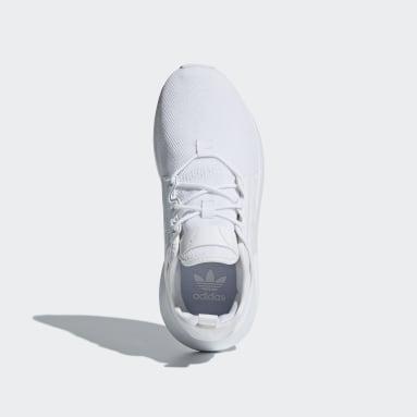 Chaussure X_PLR Blanc Enfants Originals