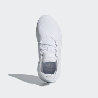 Youth 8-16 Years Originals White X_PLR Shoes
