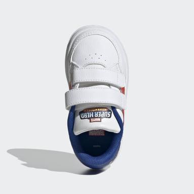 Børn Tennis Hvid Breaknet sko