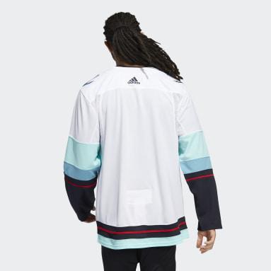 Men's Hockey White Kraken Away Authentic Jersey