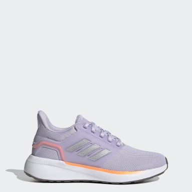 Zapatilla EQ19 Run Violeta Mujer Running