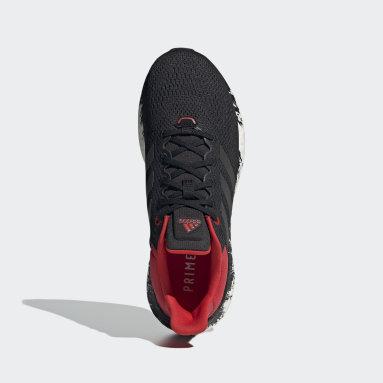 Men Running Black Pureboost 21 Shoes