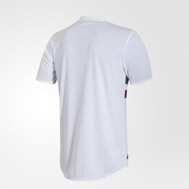 FMF A JSY P Blanco Hombre Fútbol