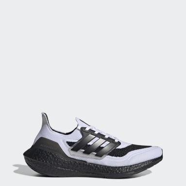Chaussure Ultraboost 21 blanc Hommes Course