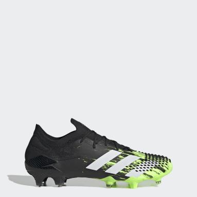 Football Green Predator Mutator 20.1 Low Firm Ground Boots