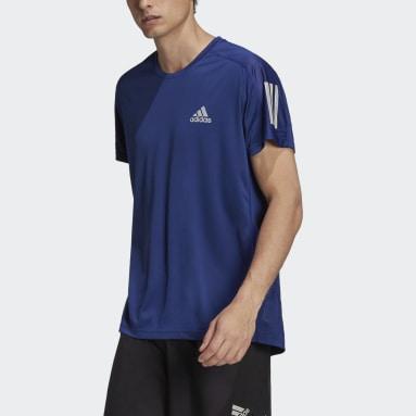 Mænd Løb Blå Own the Run T-shirt