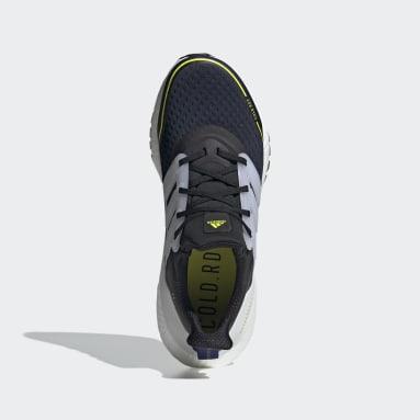Mænd Løb Blå Ultraboost 21 COLD.RDY sko