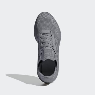 Chaussure Swift Run X Gris Originals