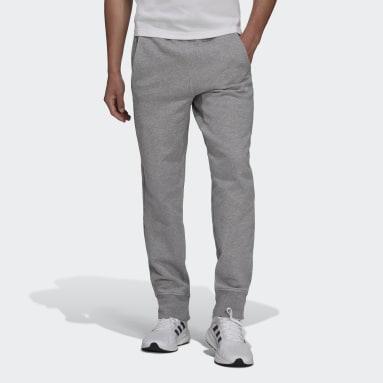 Pantalon adidas Sportswear Comfy & Chill Gris Hommes Sportswear