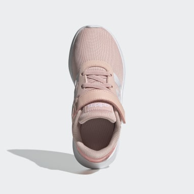 Kids 4-8 Years Running Pink Lite Racer 2.0 Shoes