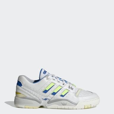 Men's Originals White Torsion Comp Shoes