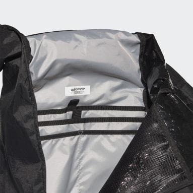 Originals Sort Future Roll-Top rygsæk