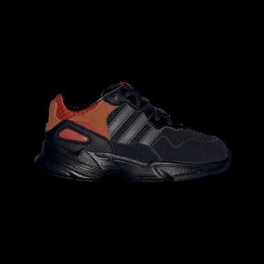 Kids Originals Black Yung-96 Shoes