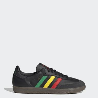 Men Originals Black AJAX Samba OG Shoes