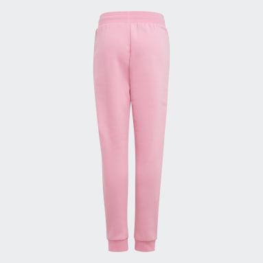 Youth Originals Pink Adicolor Pants