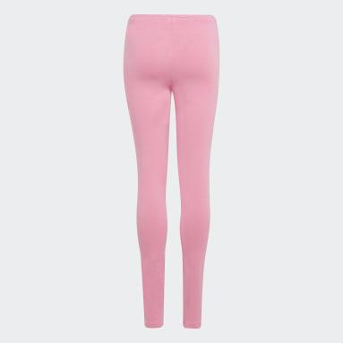 Youth 8-16 Years Originals Pink Adicolor Leggings