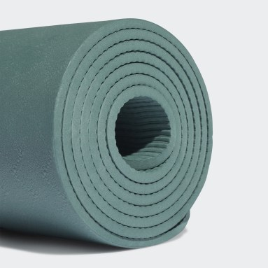Tapete de Ioga Premium – 5mm Verde Estúdio