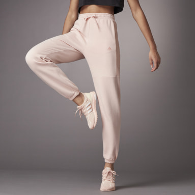 Frauen Sportswear SWEATPANT SHINY Rosa