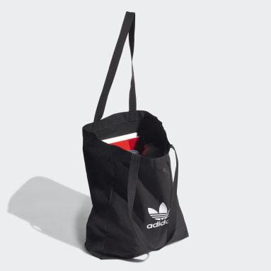 Bolsa shopper Adicolor Negro Originals